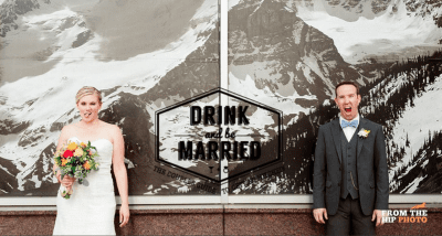 Drink & Be Married | From the Hip Photo