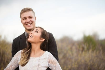 Danielle & Drew | Eldorado Canyon Engagement Photography | From the Hip Photo
