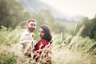 Anu & Gagan Colorado Engagement Photography | From the Hip Photo