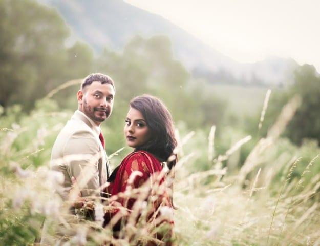 Anu & Gagan Colorado Engagement Photography | From the Hip Photo