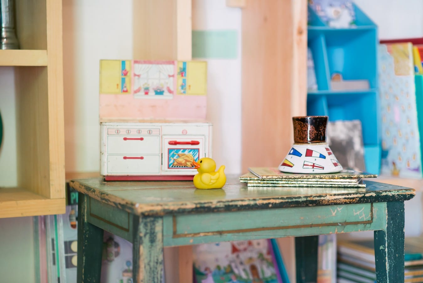 Hullabaloo Books in Brooklyn, New York | Corporate Photography | From the Hip Photo