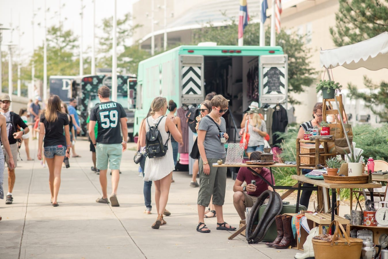 Denver Flea Photography | From the Hip Photo