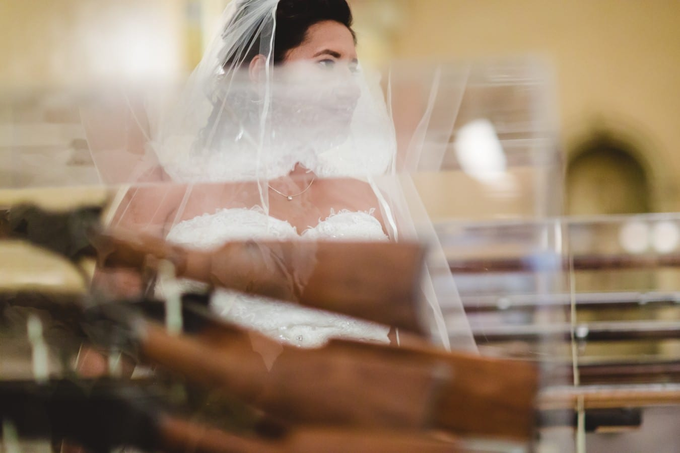 Emily & Cliff | Colorado Springs Wedding at the Pioneers Museum | From the Hip Photo