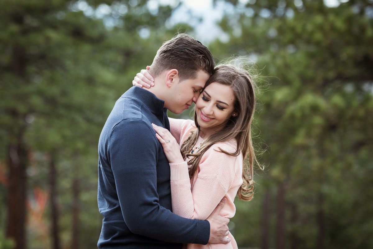 Ashley & Ryan | Lookout Mountain Engagement Photography | From the Hip Photo