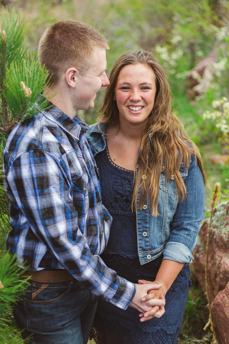 Brittany & Cody | Colorado Engagement Photography | From the Hip Photo