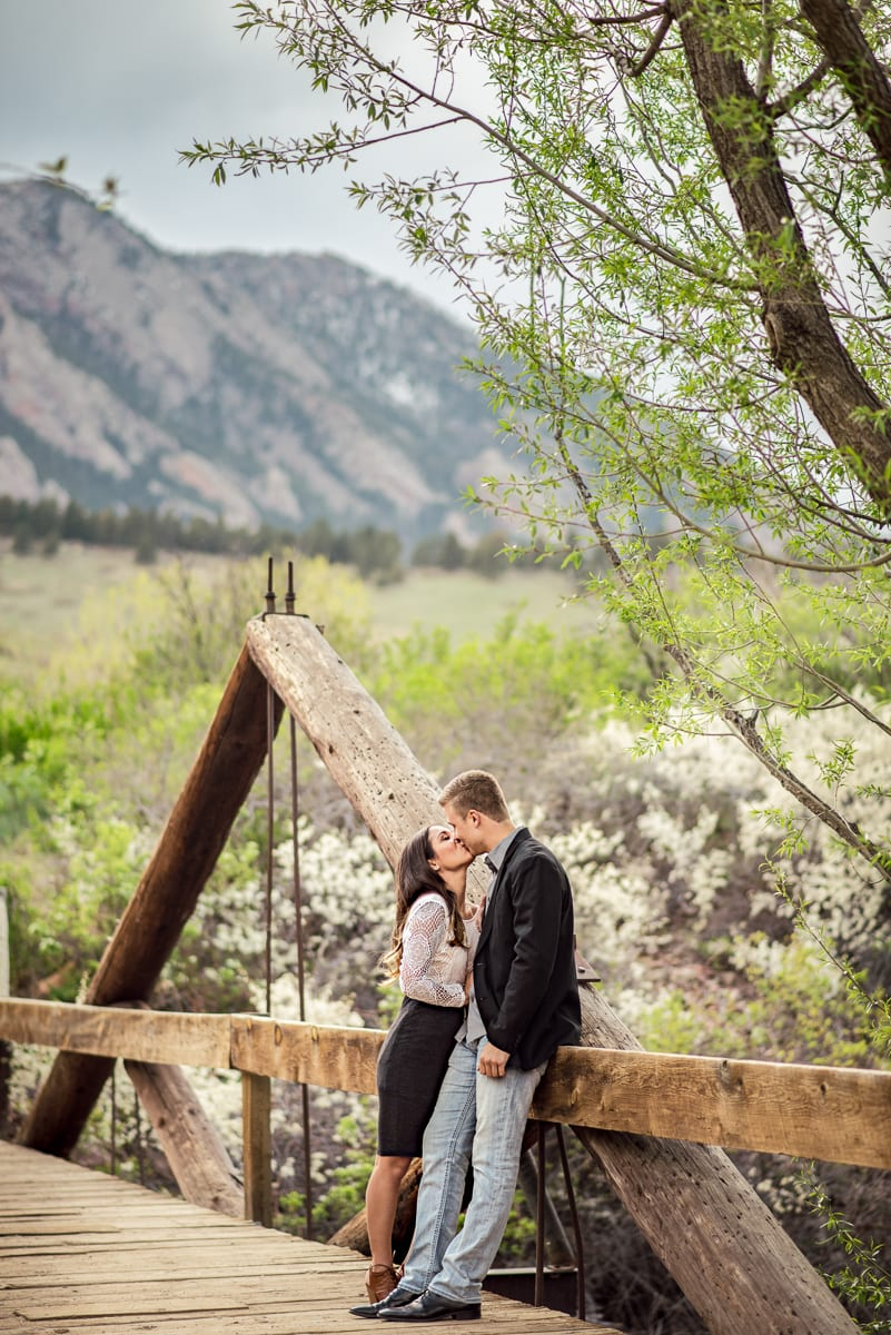 Engagement Photo Location Ideas | Boulder Engagement Photography | From the Hip Photo