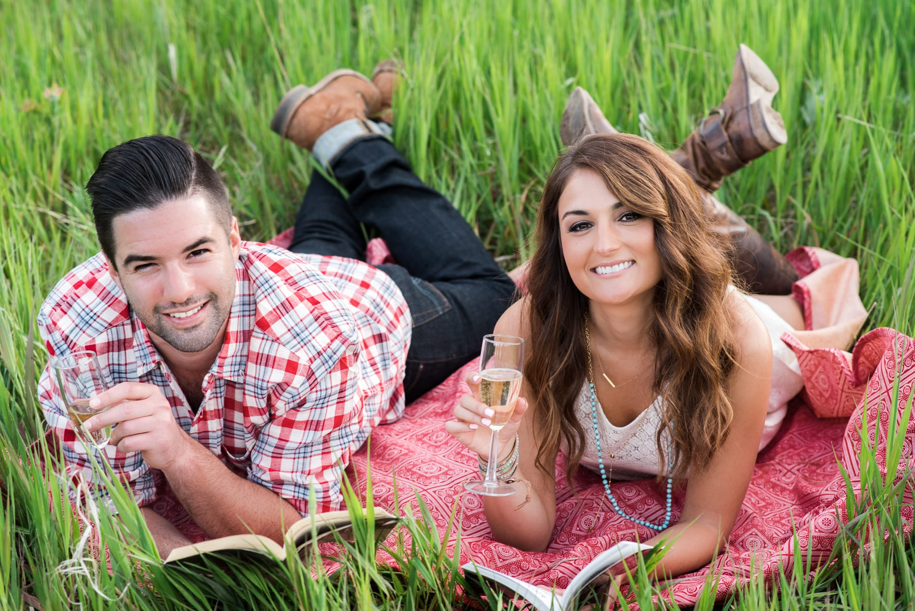 Engagement Photo Location Ideas | Denver Engagement Photography | From the Hip Photo