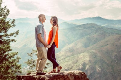 What to Wear for Engagement Photos | Denver Engagement Photography | From the Hip Photo