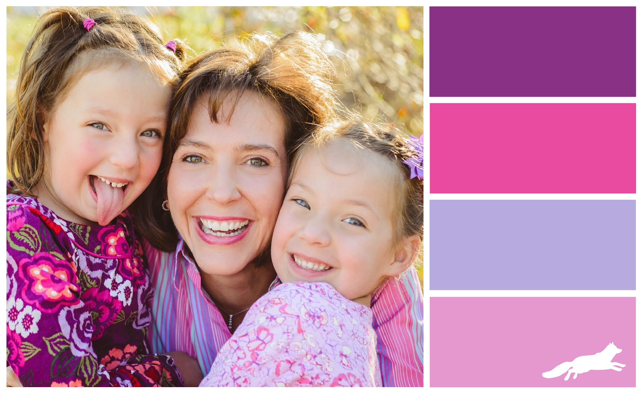 what to wear for family photo | family photography | from the hip photo