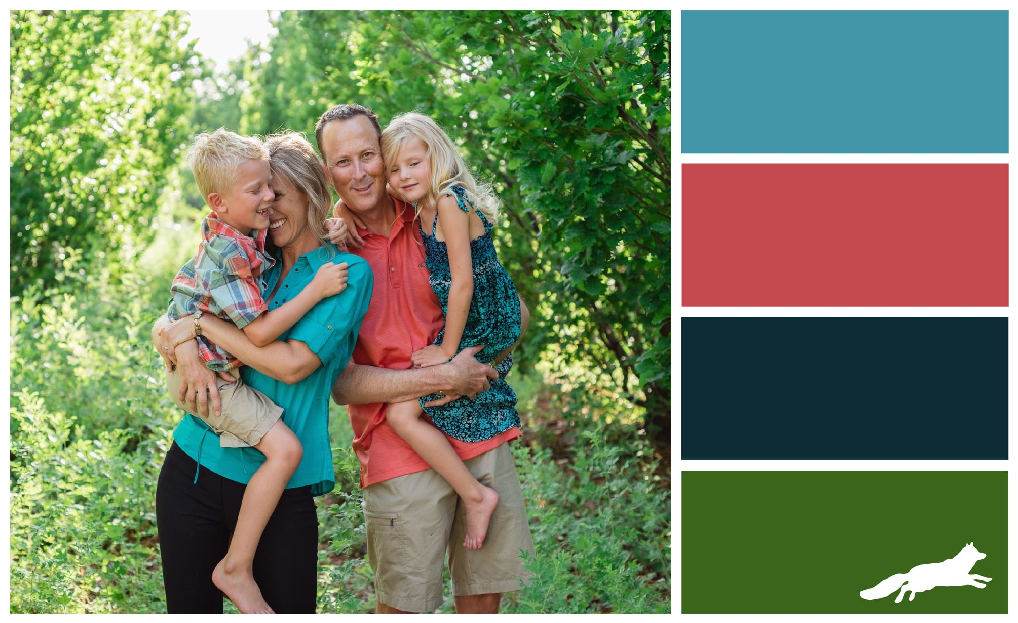 Best Dressed: What to Wear for Family Photos | From the Hip Photo