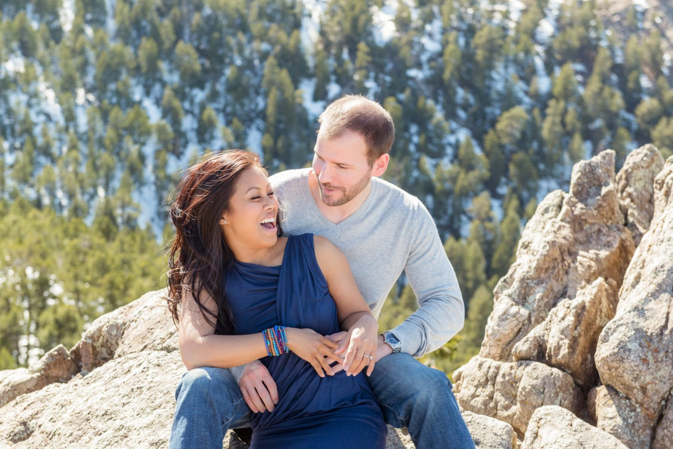 How From the Hip Captures Candid Moments | Engagement Photography | Candid Photography | From the Hip Photo