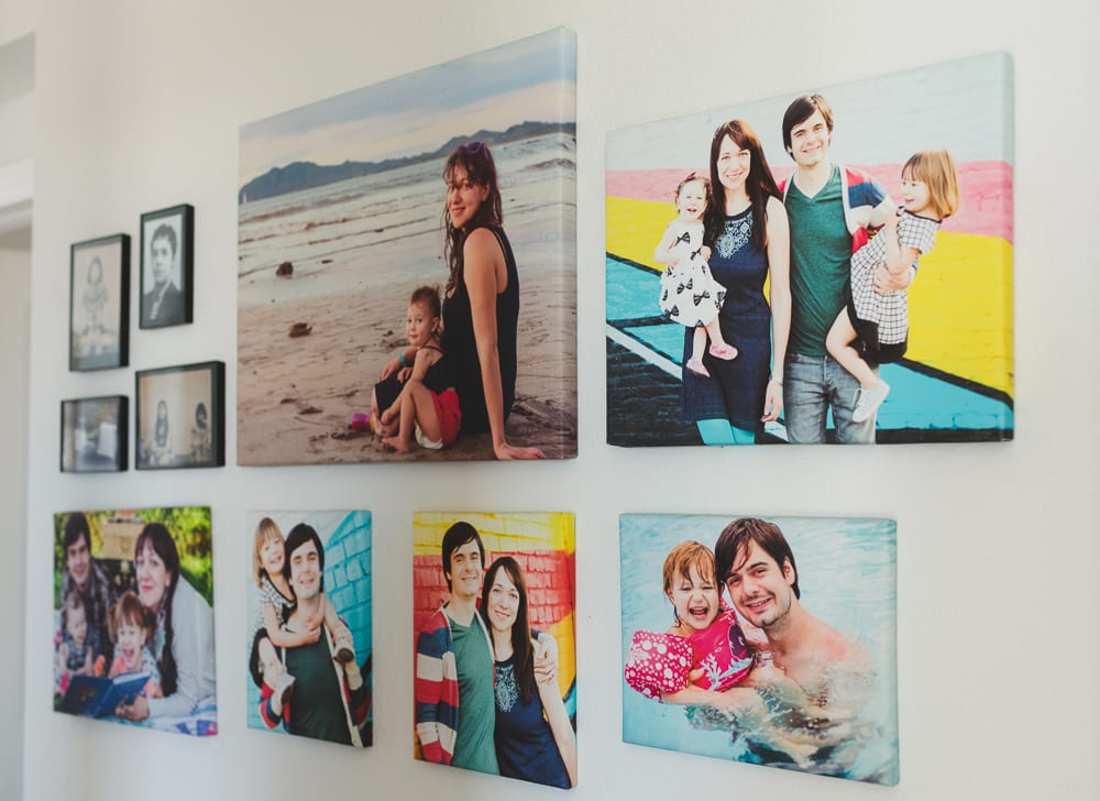 3 Easy Ways To Display Family Photos The Complete Guide