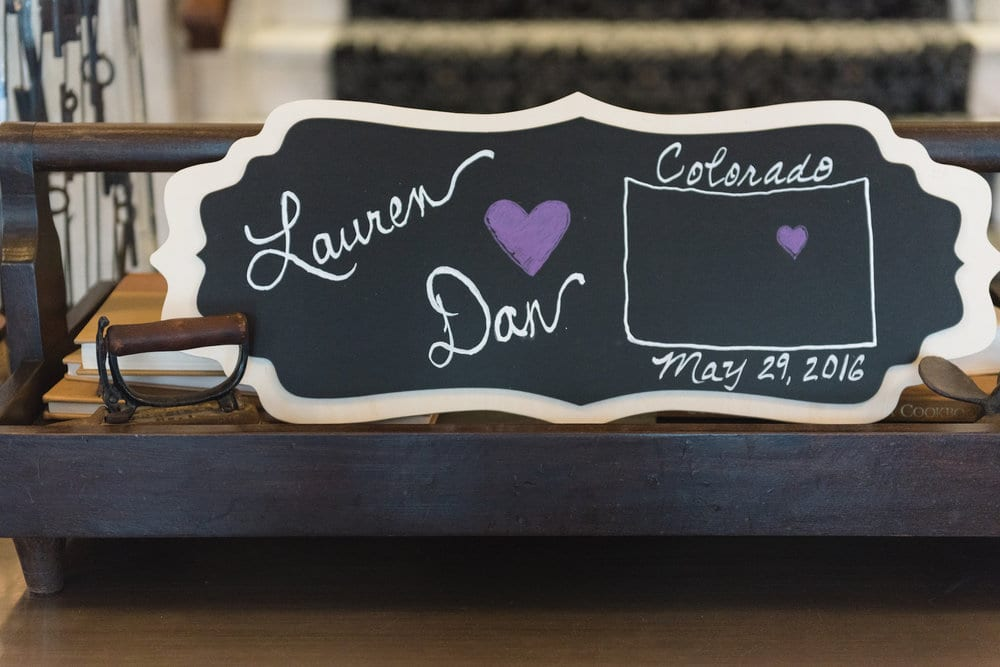 DIY Wedding Details | Ideas From Real Weddings Colorado Wedding Photography | From the Hip Photo