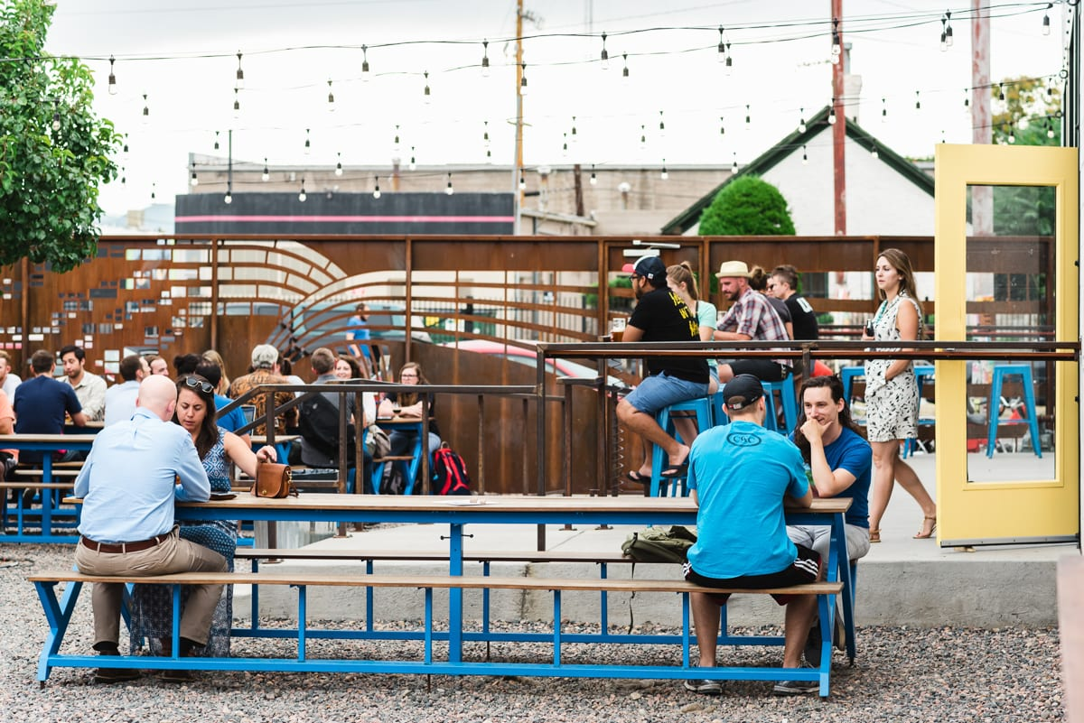 Ratio Beerworks | RiNo Denver Event Photography | From the Hip Photo