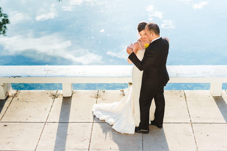 Intimate Backyard Wedding | Denver, Lakewood Wedding Photography | From the Hip Photo