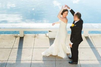 Intimate Backyard Wedding   Denver, Lakewood Wedding Photography   From the Hip Photo