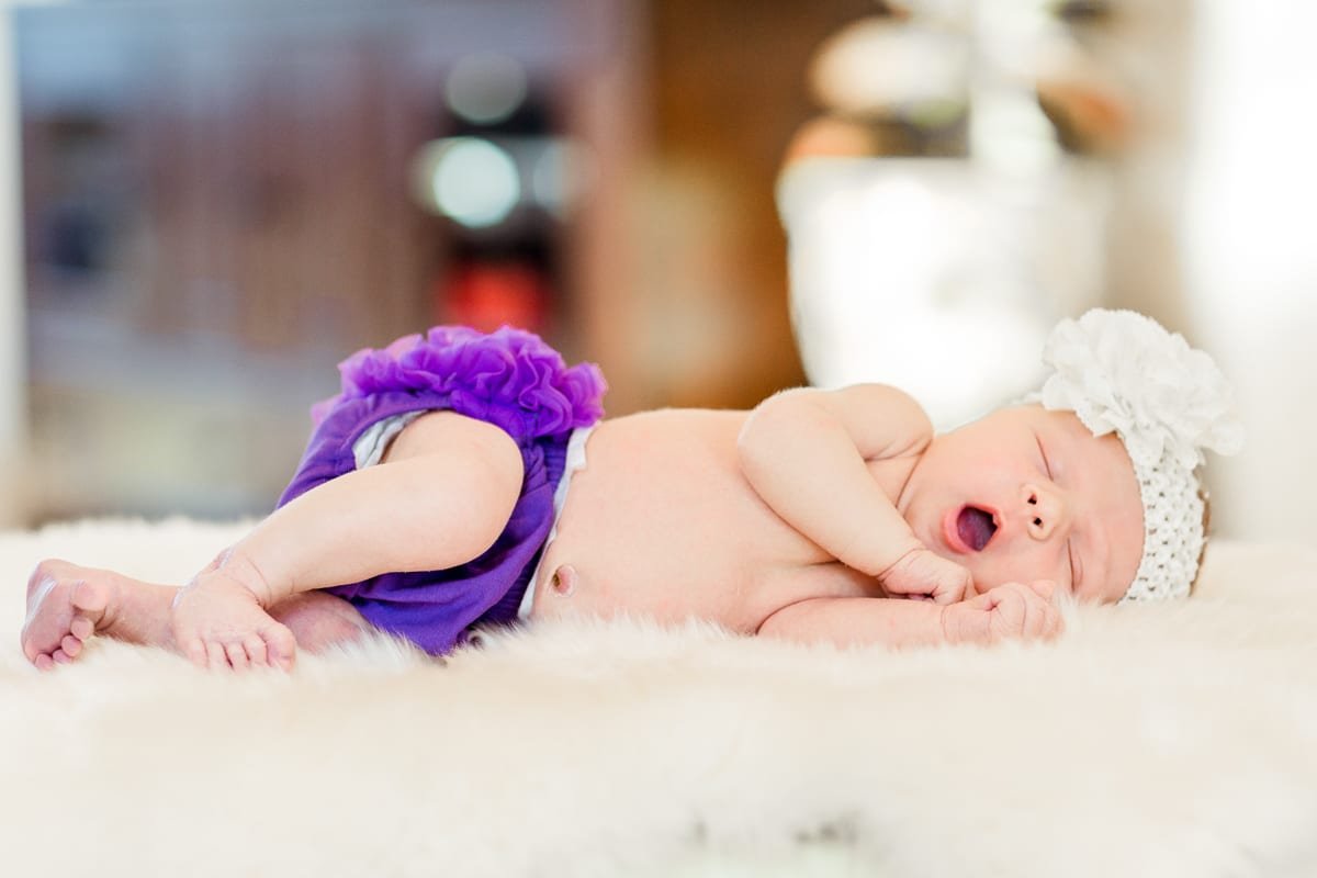 Popular Styles of Newborn Photography | Posed & Candid Baby Photos | From the Hip Photo