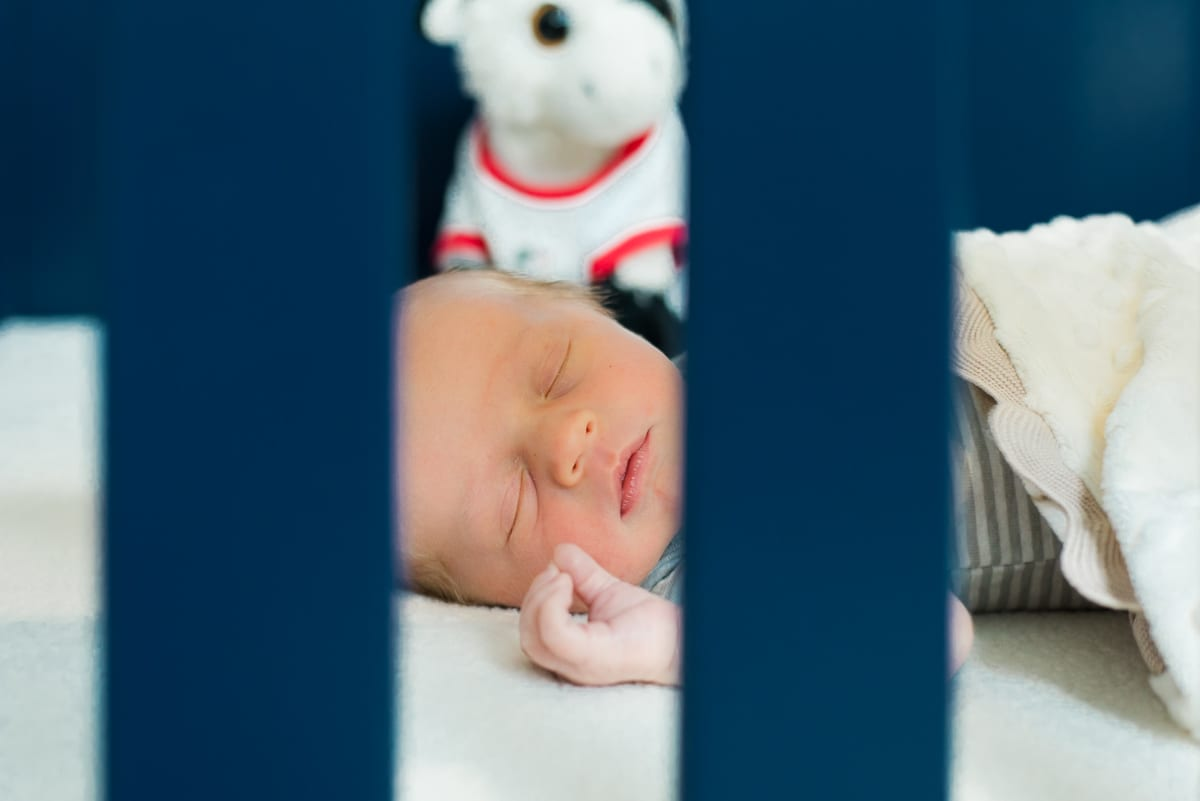 St. Louis Cardinals Newborn | Newborn Photography | From the Hip Photo