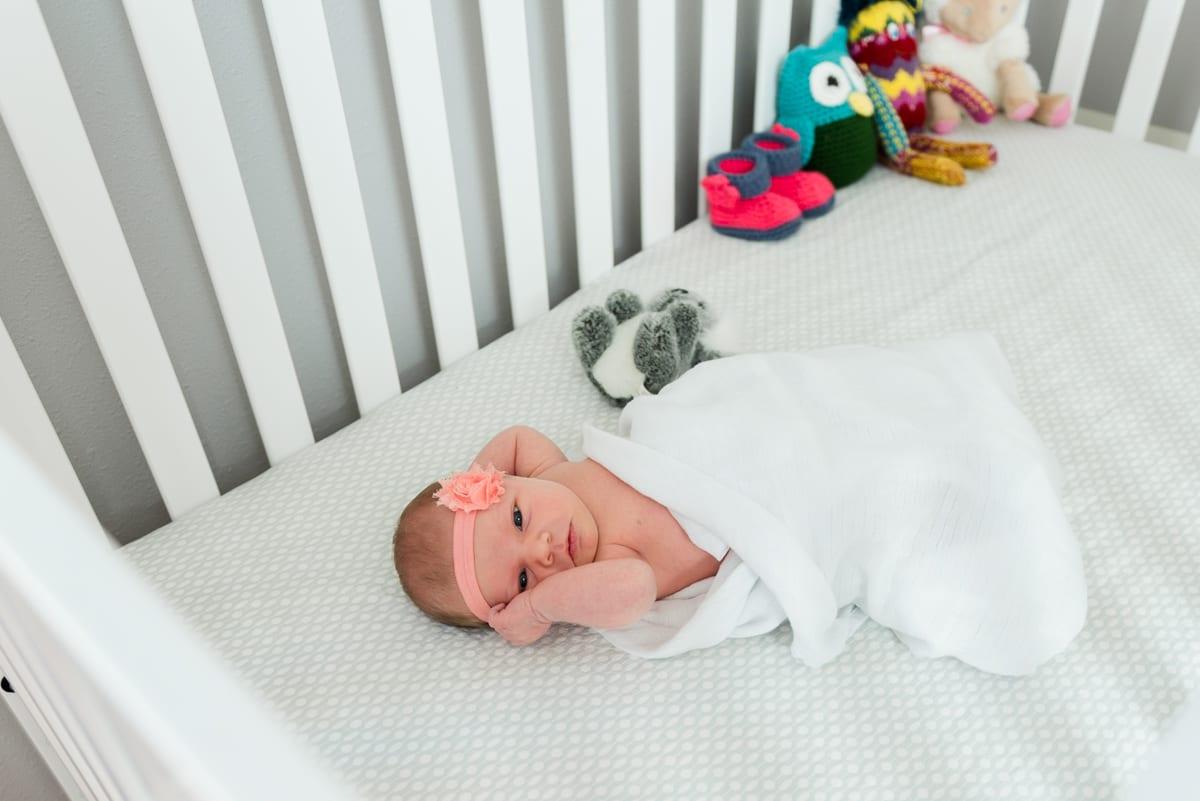 Outdoor Newborn Photos | Newborn Photography | From the Hip Photo