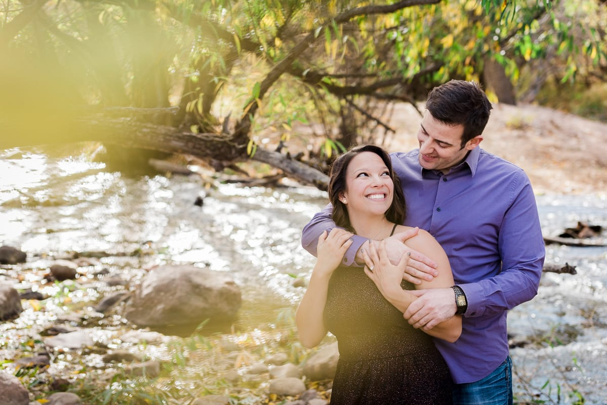 Eldorado Canyon Engagement | Engagement Photography | Eldorado Canyon | From The Hip Photo
