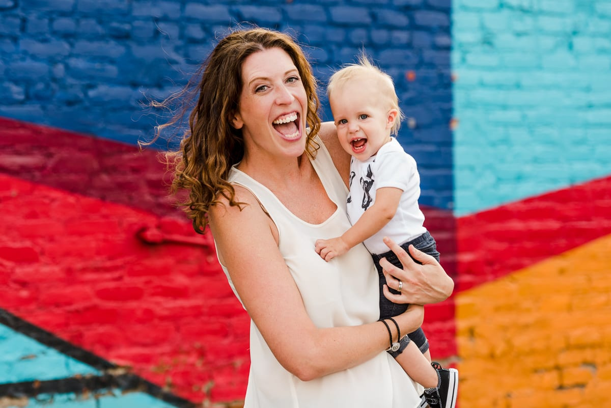 RiNo Family Photos | Family Photography | RiNo Art District | From ...