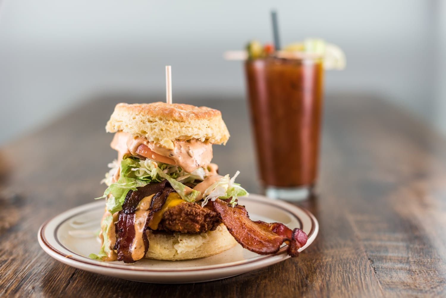 Denver Biscuit Company | Food Photography | Denver, CO | From The Hip Photo
