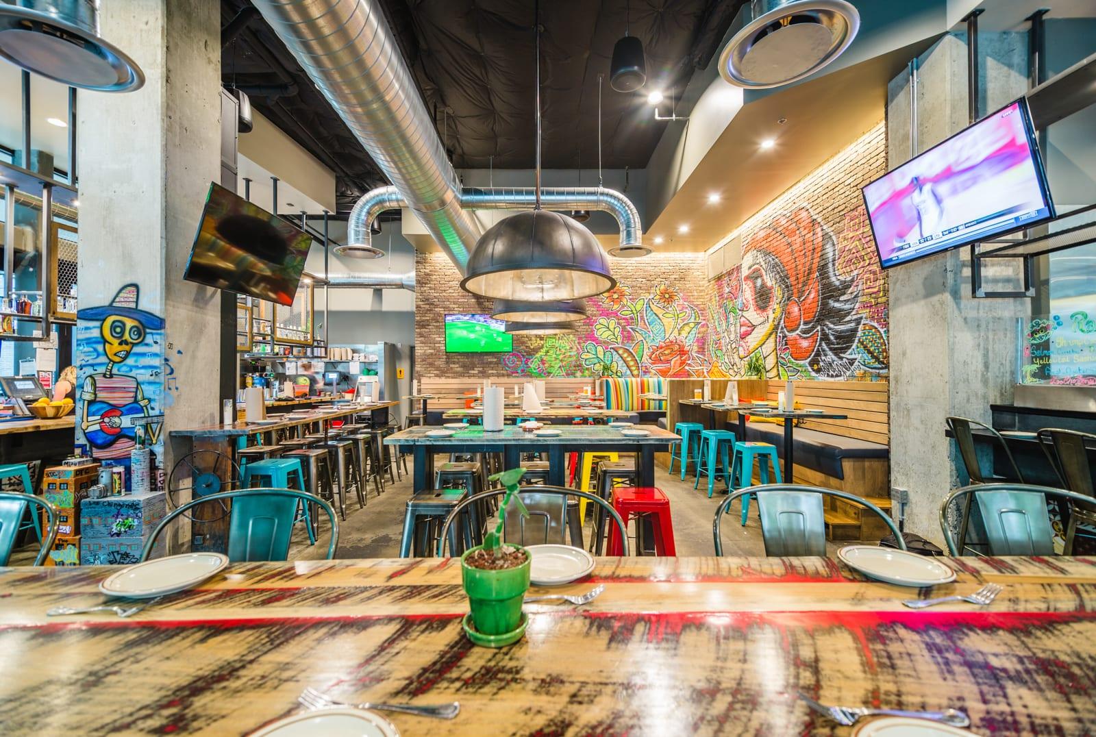 Los Chingones DTC | Denver Food Photographer | Colorado restaurant photography