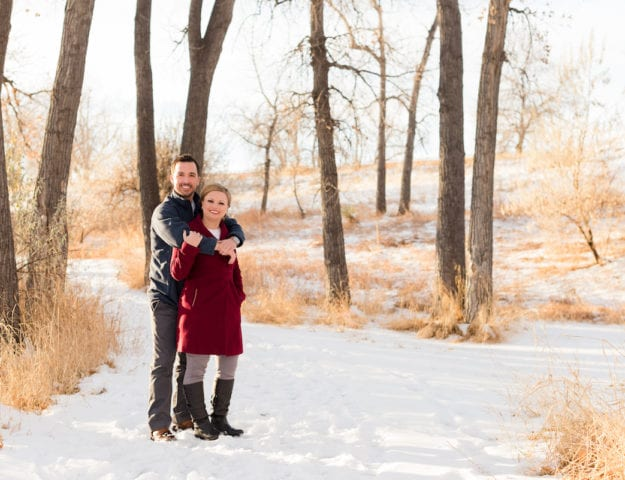 Cherry Creek State Park Engagement Photos | Engagement Photography | Cherry Creek State Park | From The Hip Photo