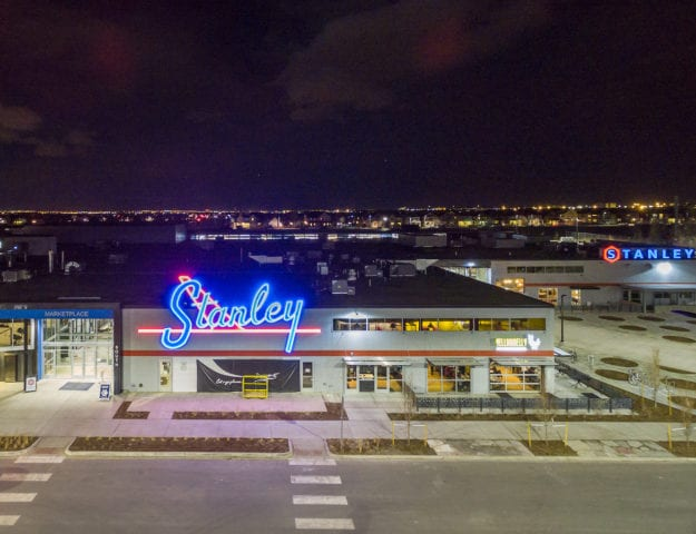 Stanley Marketplace in Aurora | Commercial Photography | Stanley Marketplace | From The Hip Photo