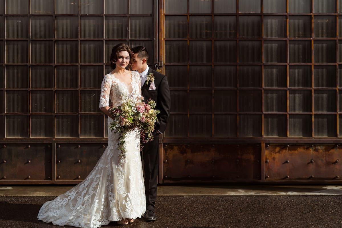 Blanc Denver Wedding | Wedding Photography | Blanc Wedding Venue | From The Hip Photo