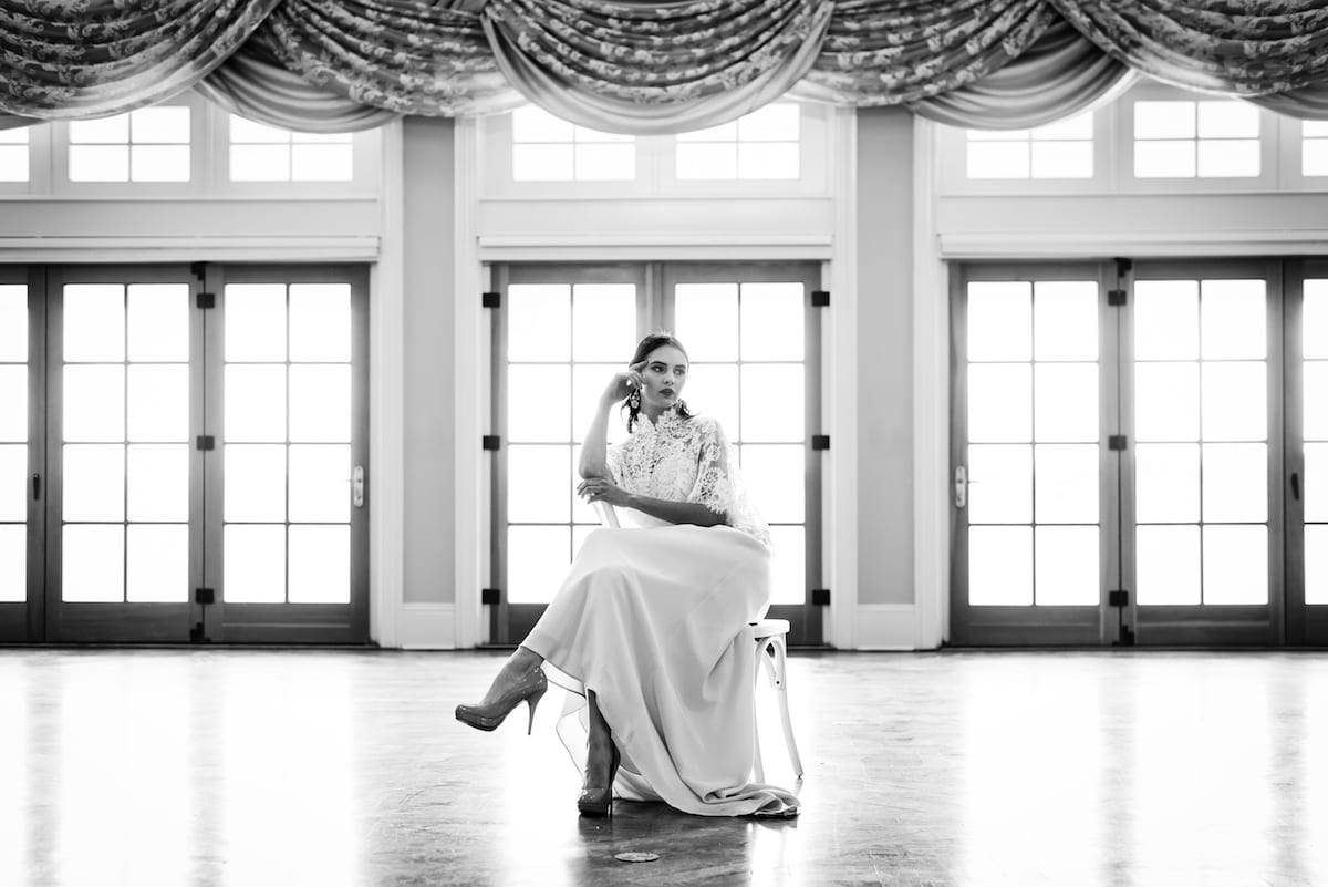 Posed Bride | Wedding Photography | Flying Horse Ranch | From The Hip Photo