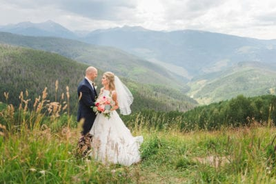 Vail Mountain Wedding | Wedding Photography | Donovan's Pavilion | From The Hip Photo