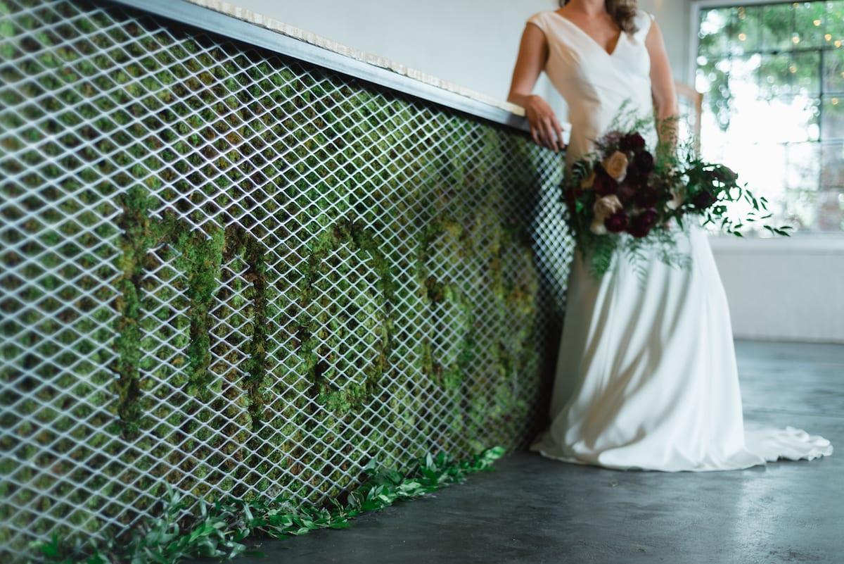 Styled Moss Denver Wedding Wedding Photography Denver