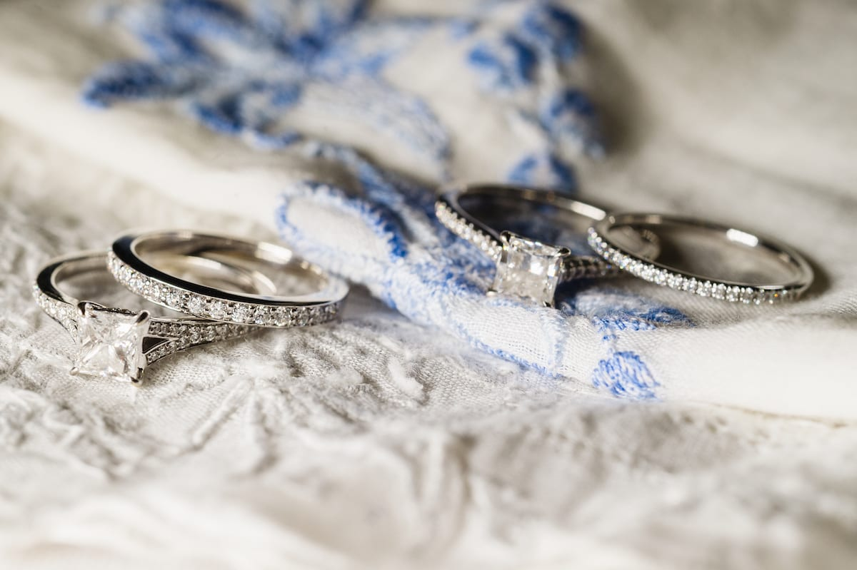 Two Brides In Lace | Wedding Photography | Wedgwood On Boulder Creek | From The Hip Photo