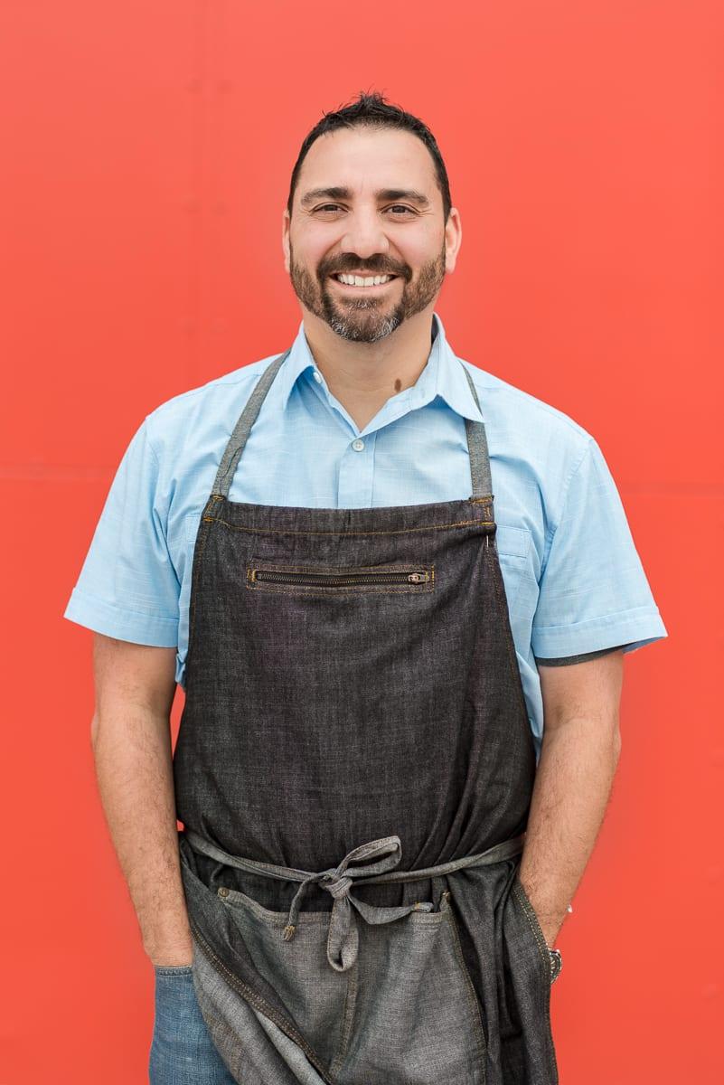 Erasmo (Ras) Casiano - get cooking