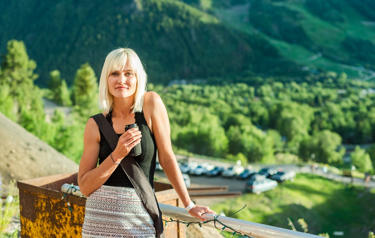 Wine at the Mine  Event Photography   Aspen   From the Hip Photo