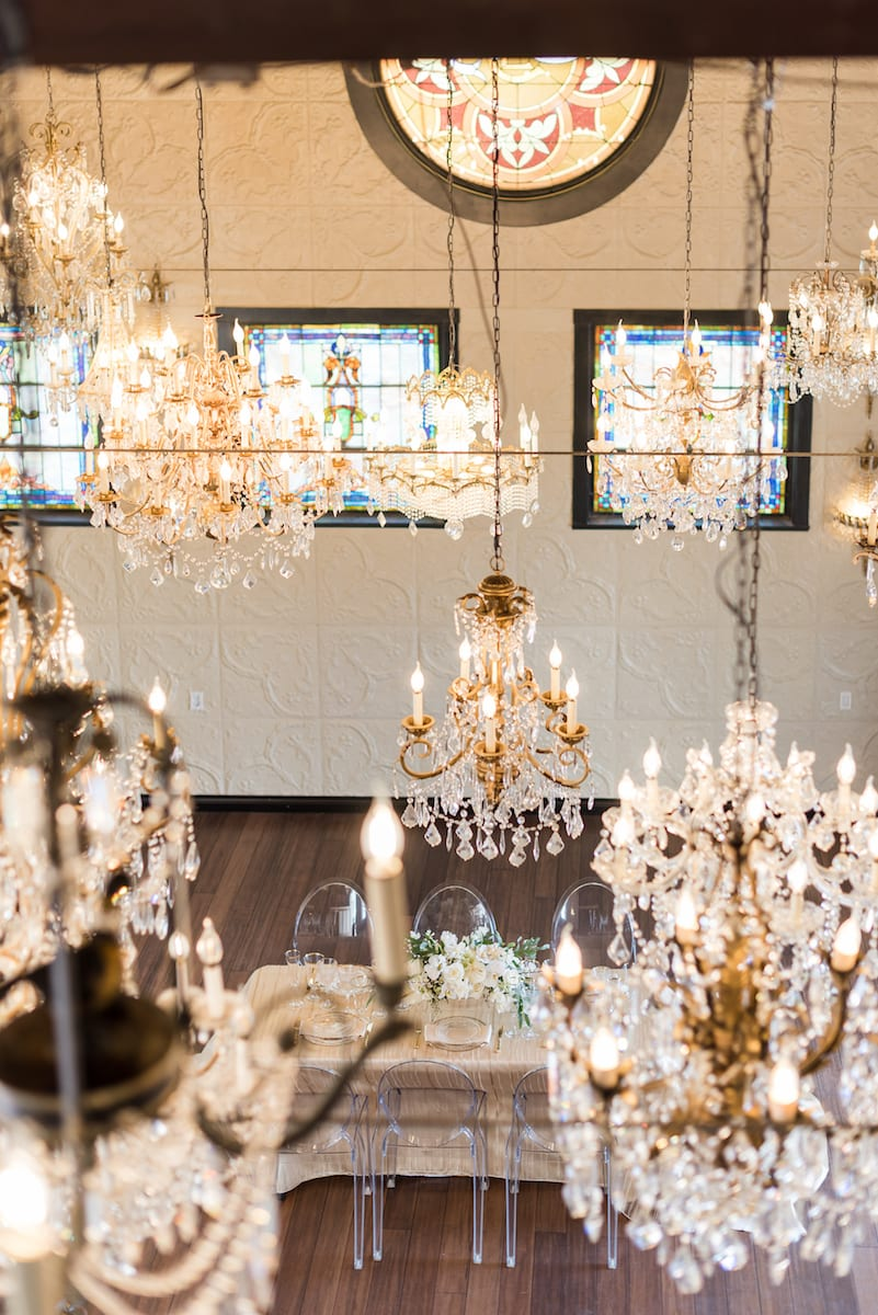 A fairytale styled wedding lionsgate chandelier barn arubaitofo Images