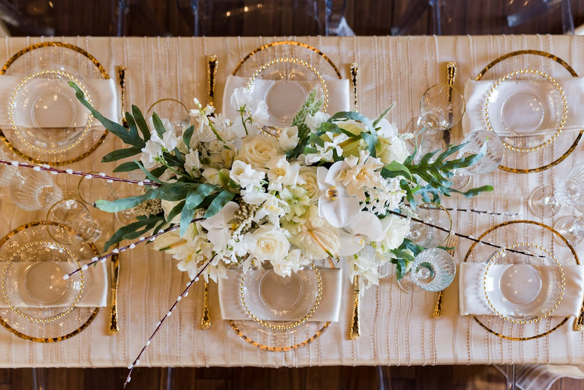 Lionsgate Chandelier Barn Styled Shoot