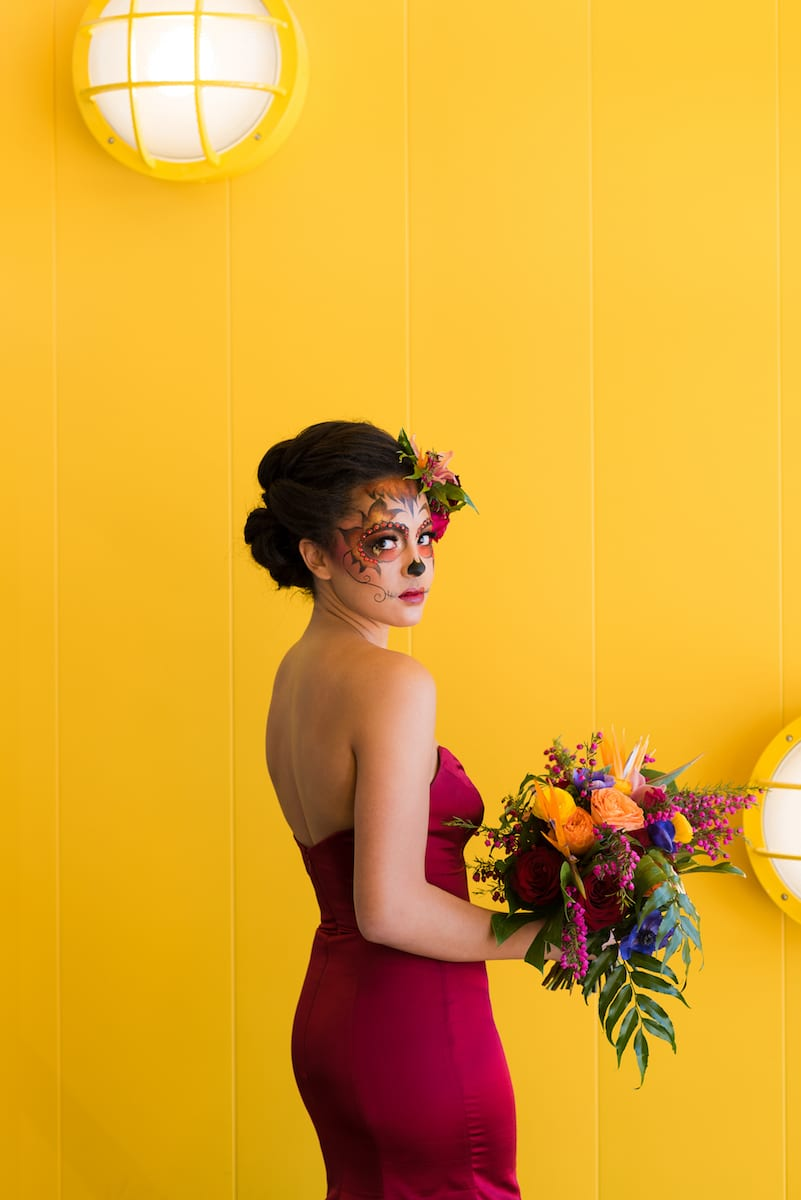Day of the Dead I Styled Photography I Stanley Marketplace I From the Hip Photo