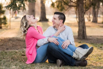 Denver City Park Engagement