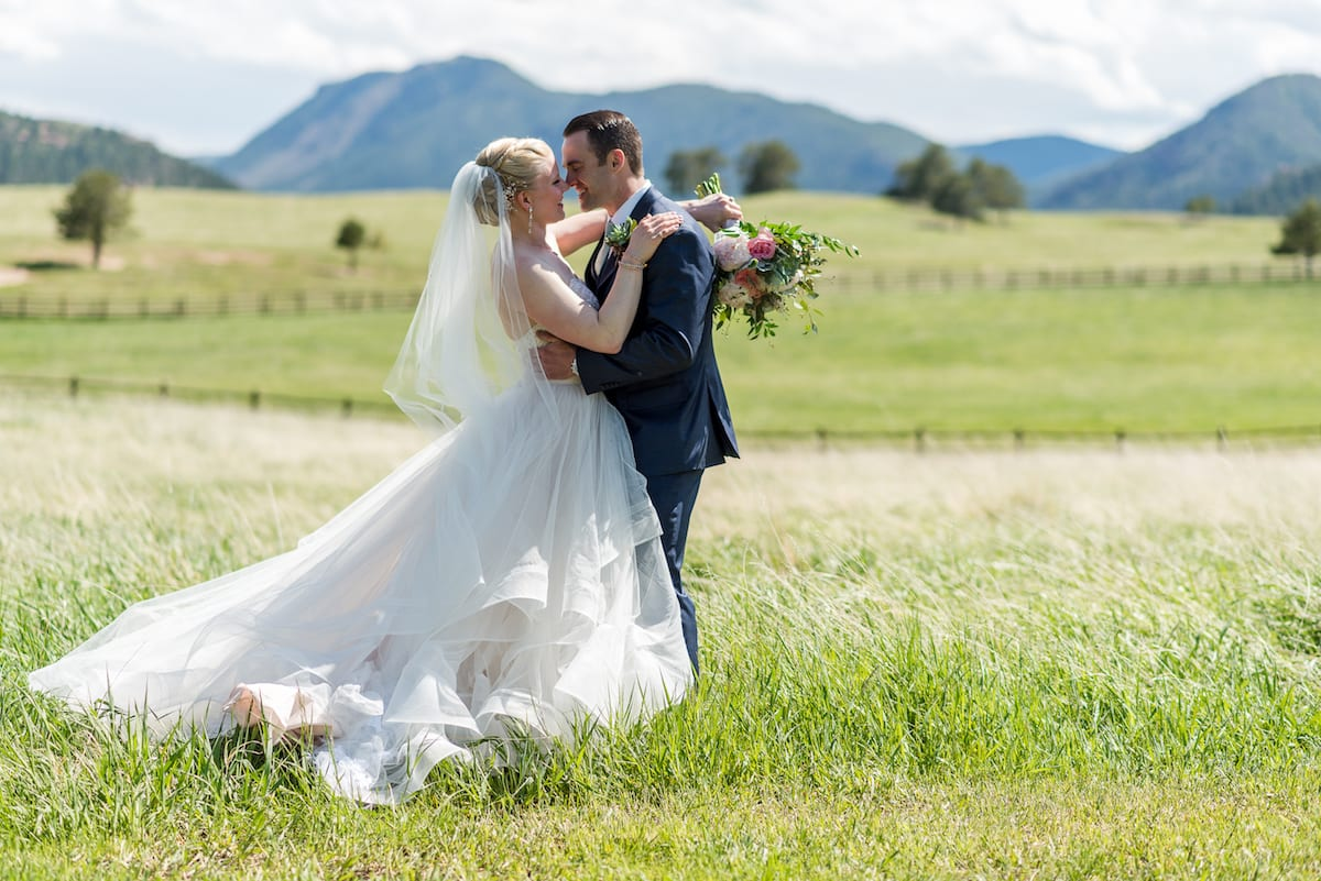 Rustic-Chic Affair at Spruce Mountain Ranch | Wedding Photography | Spruce Mountain Ranch | From the Hip Photo