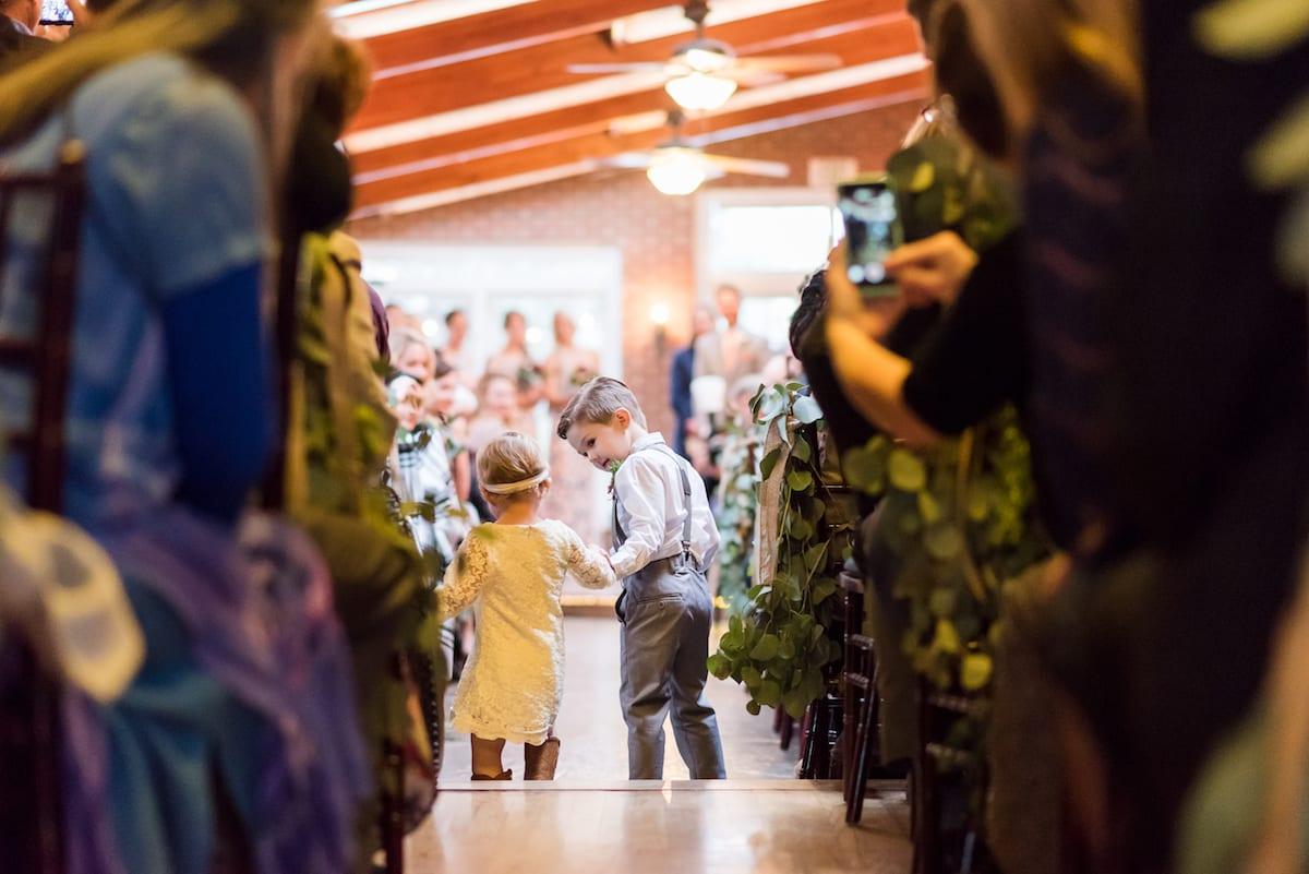 Winter Wonderland Wedding | Wedding Photography | Lionsgate | From the Hip Photo