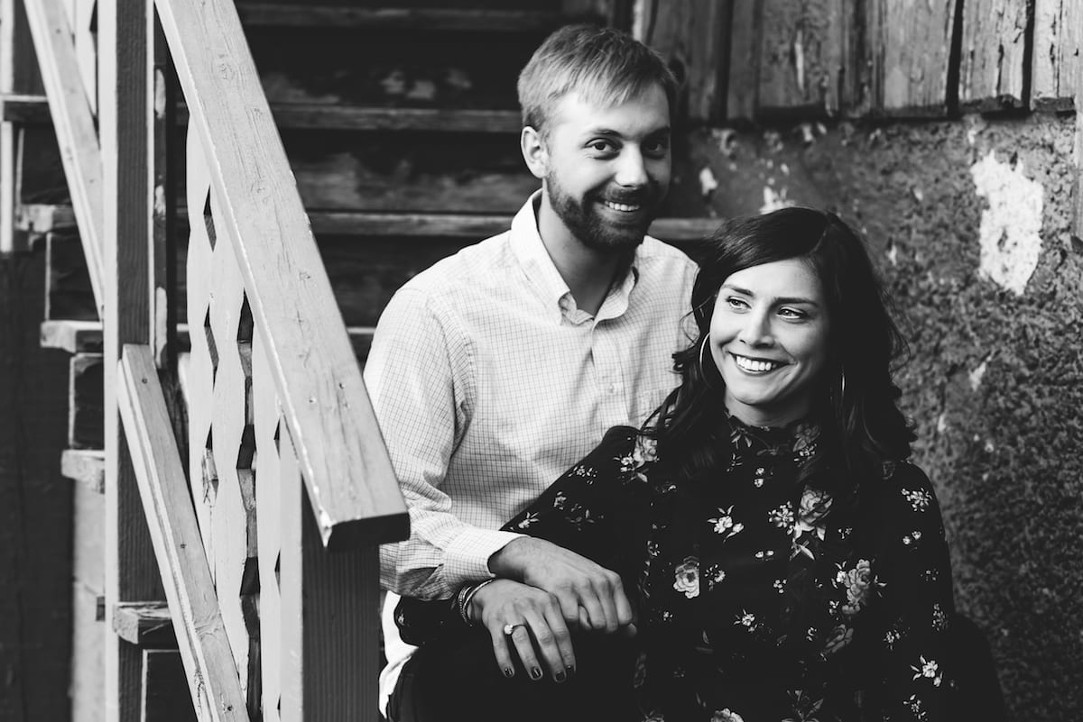 A Cozy Home Engagement   Engagement Photography   Evergreen   From the Hip Photo