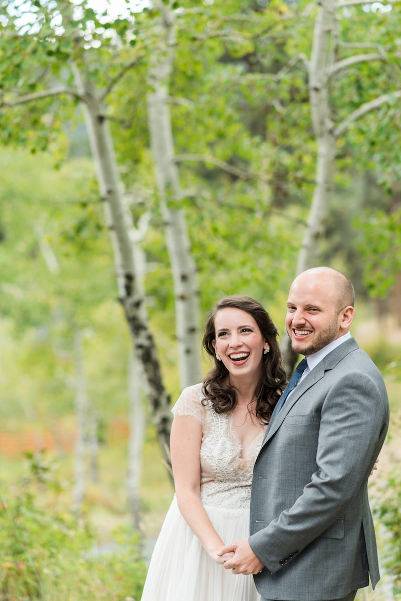 Mazel Tov to the Newlyweds | Wedding Photography | Della Terra Mountain Chateau | From the Hip Photo