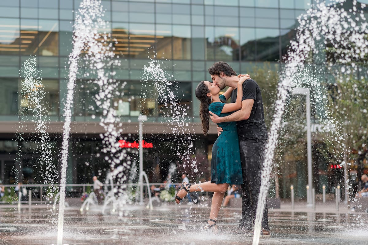 rain on your wedding | Wedding Photography | From the Hip Photo