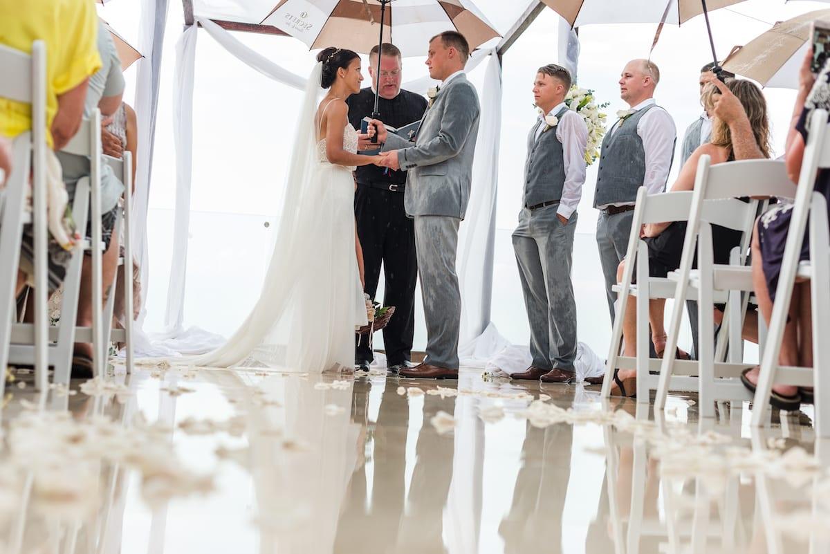 Rain Rain Go Away   How to Deal with Rain on Your Wedding Day – FOCUS