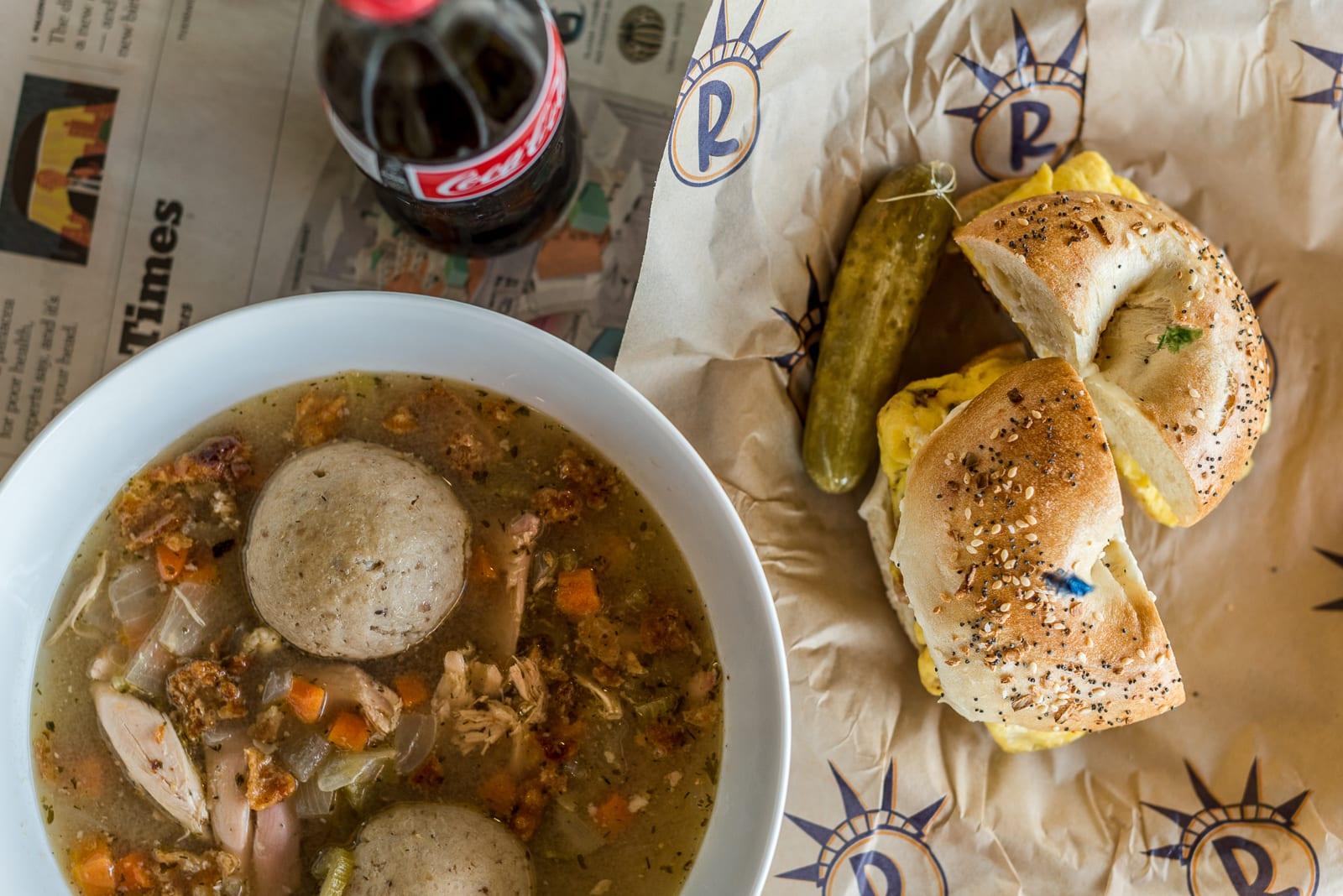 Rosenberg's Bagels | Food Photography | Rosenberg's Bagels & Delicatessen | From the Hip Photo