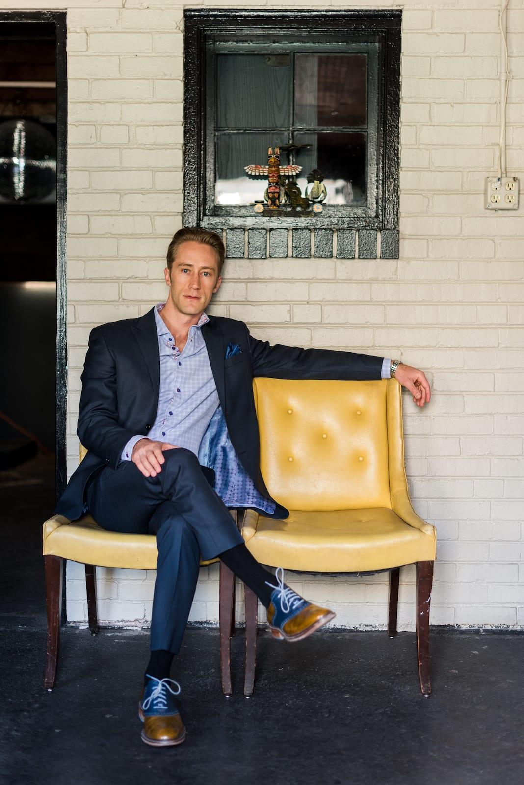 Professional Headshot | Portrait | Denver | From the Hip Photo