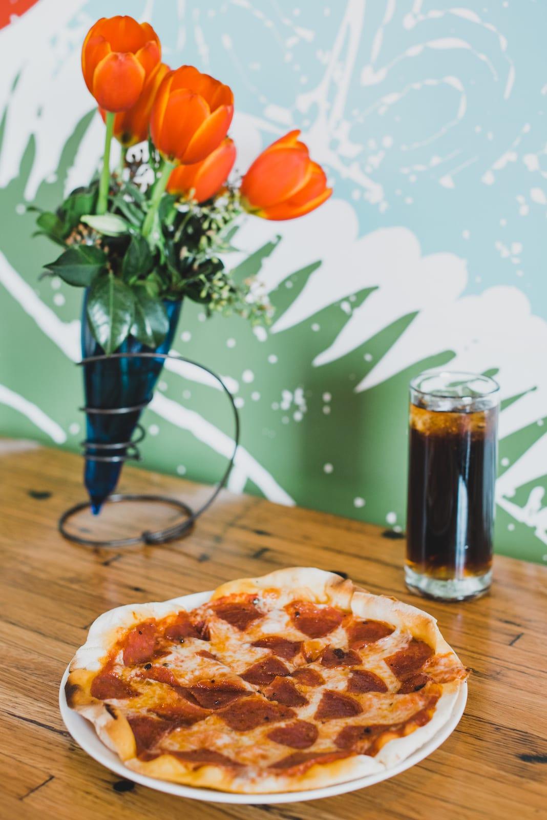 Pizza | Food Photography | Sazza Restaurant | From the Hip Photo