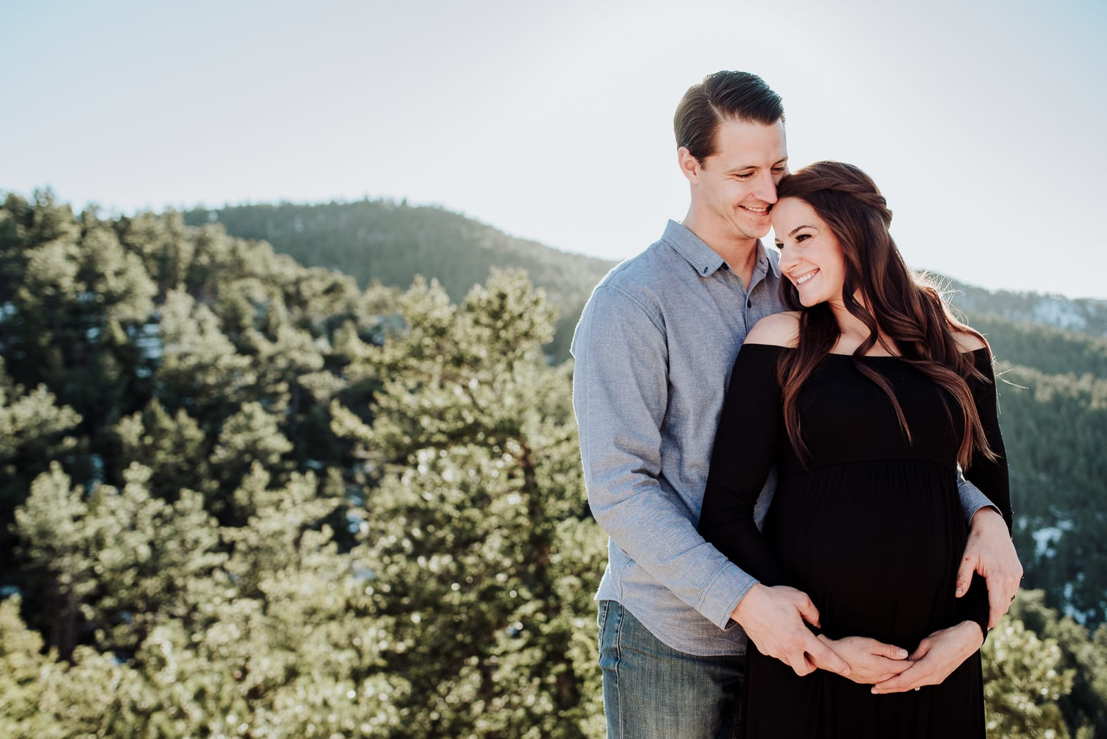 Lost Gulch Maternity Session | Maternity | Lost Gulch | From the Hip Photo
